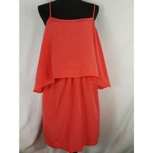 MNG Collection Spaghetti Strap Dress Size 10